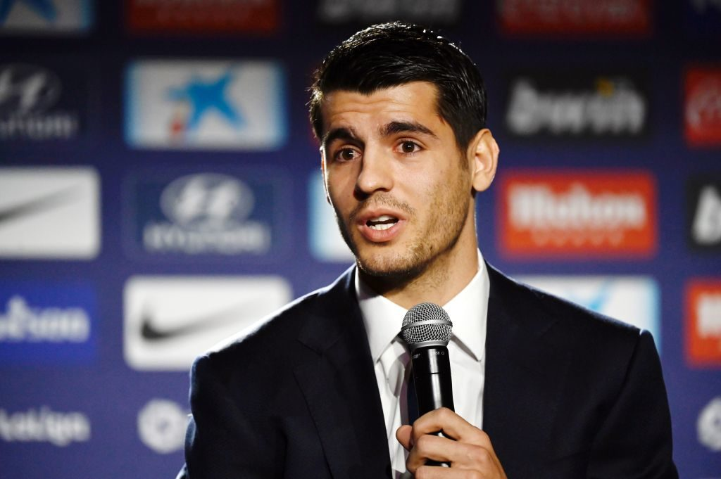 Chelsea agree sale of Morata to Atletico