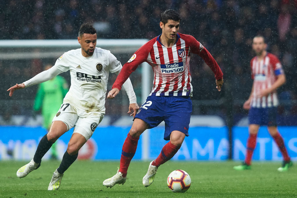 Chelsea's Morata to join Atletico Madrid on permanent deal