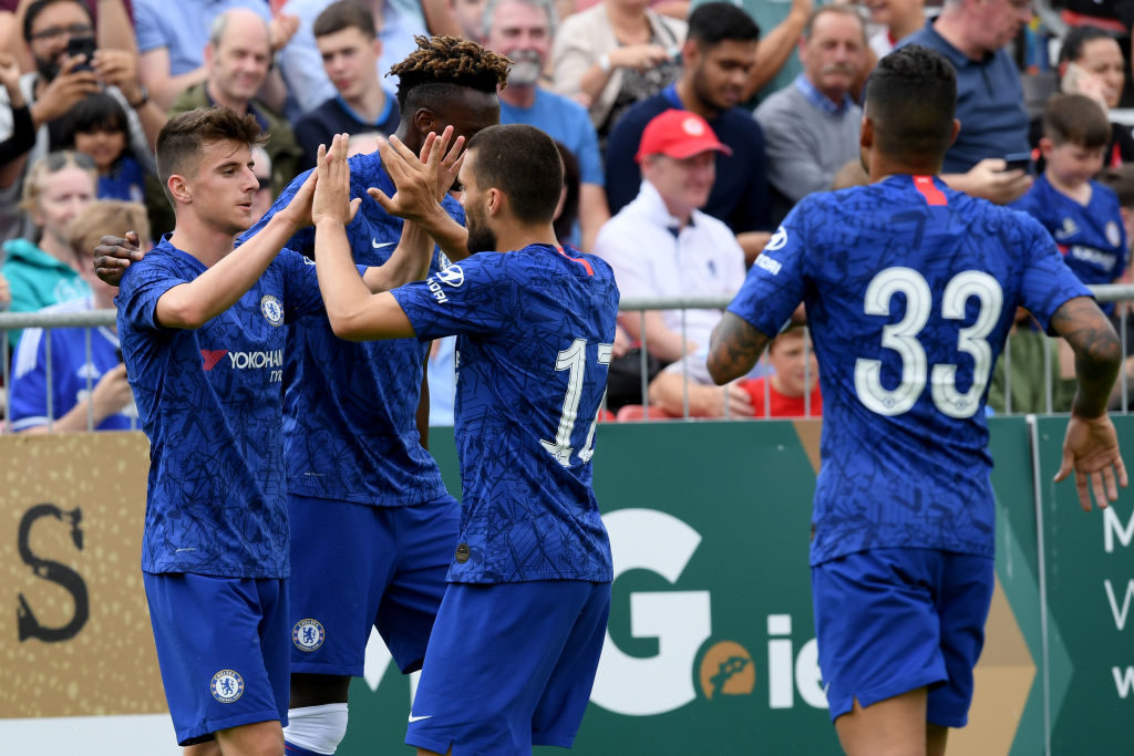 'Remember the name, literally everywhere': Some Chelsea fans hail ace after pre-season win