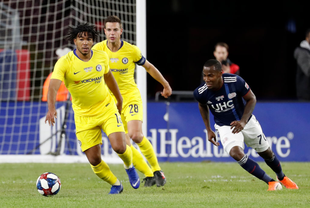 Chelsea turn down £25m Crystal Palace offer for full-back Reece James