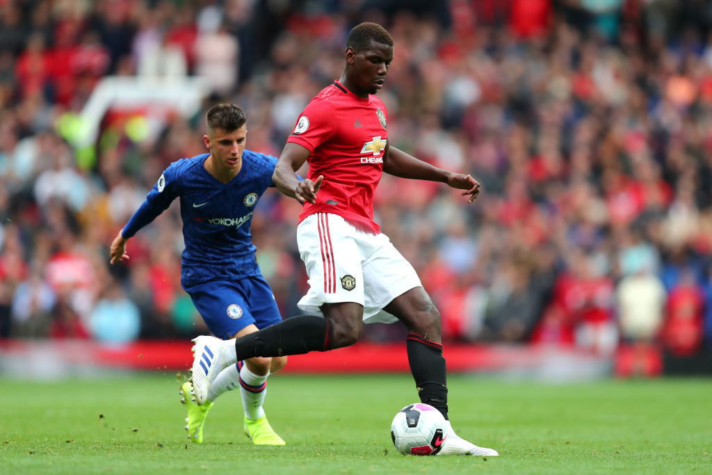 Some Chelsea fans react to Mason Mount display after Manchester United defeat