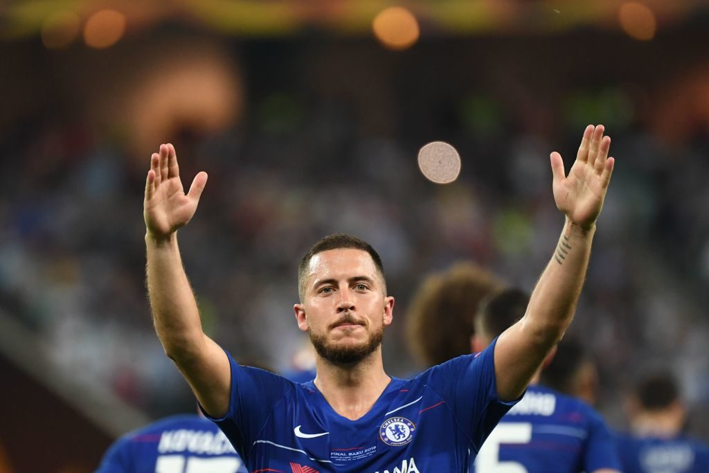 Some Chelsea Fans React To Eden Hazard S Latest Real Madrid Display The Chelsea Chronicle