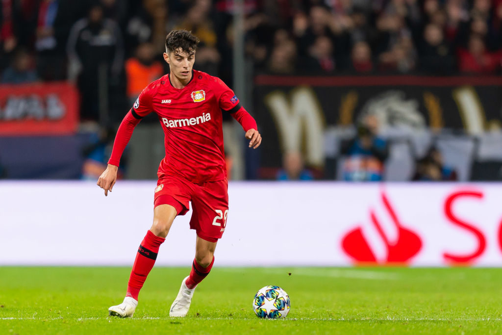 Real Madrid offers €80M for Bayer Leverkusen star Kai Havertz