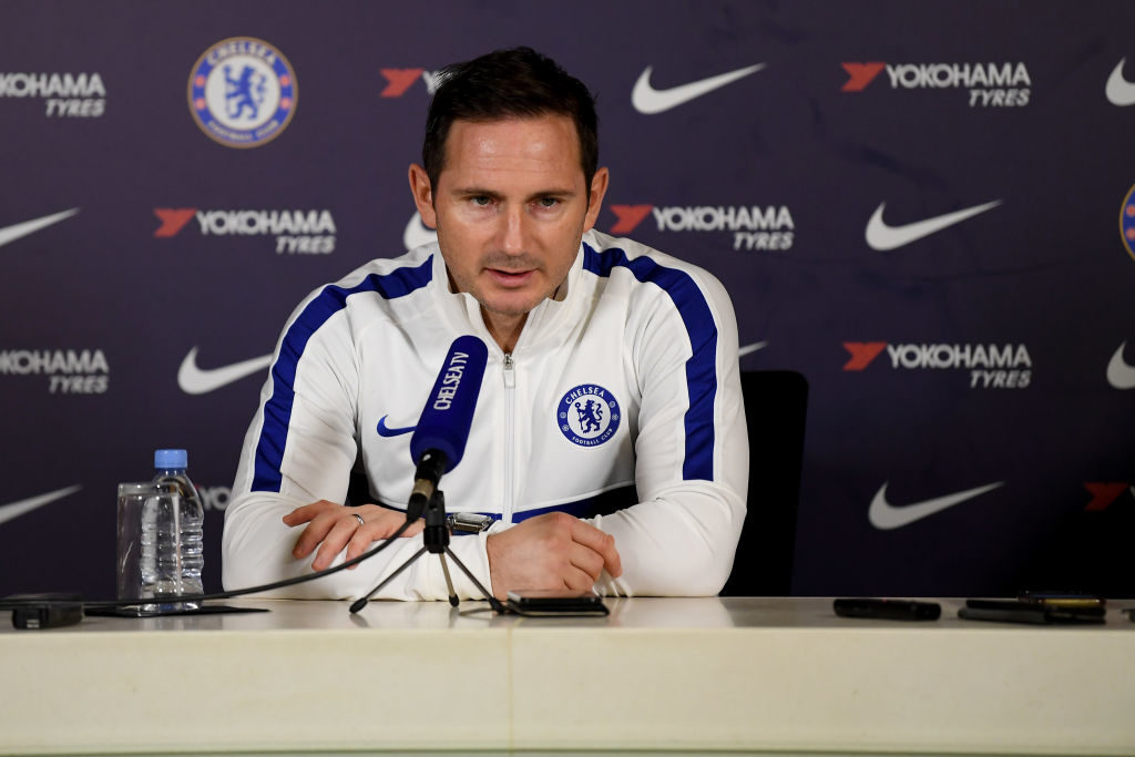 Report details Chelsea transfer kitty given to Lampard in January, five potential targets named