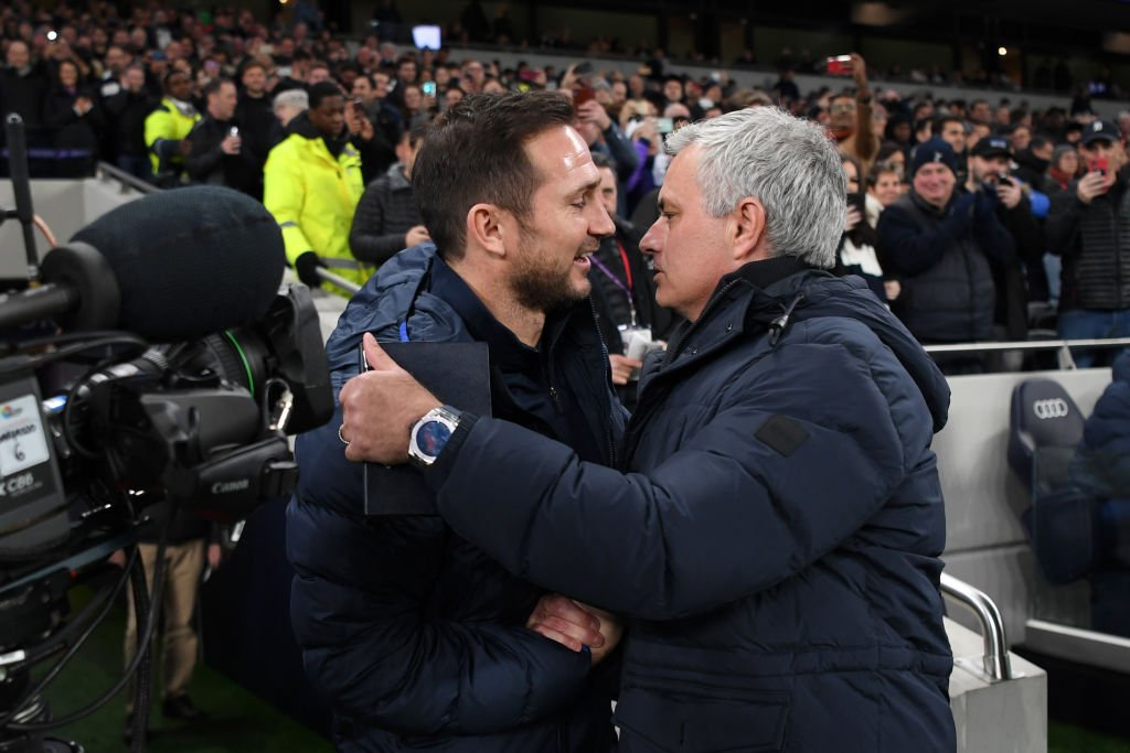 How Frank Lampard outsmarted Jose Mourinho - The Chelsea Chronicle