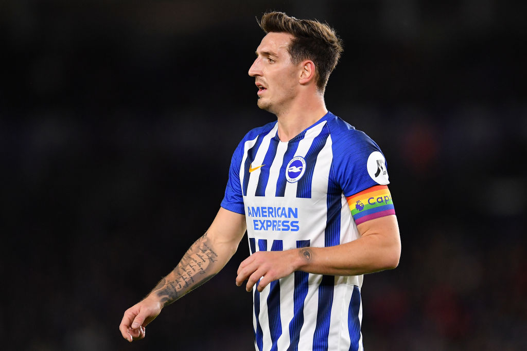 Brighton's Massive Valuation for Lewis Dunk Revealed as Chelsea Eye Shock Deal