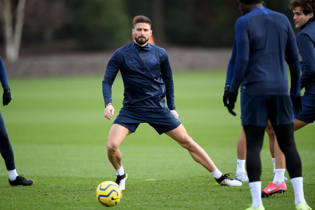 Report: Chelsea forward Olivier Giroud offer pre-contract by Italian club, but he's waiting for Tottenham - The Chelsea Chronicle