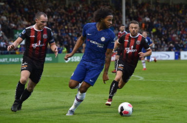 Bohemians FC v Chelsea FC - Pre-Season Friendly
