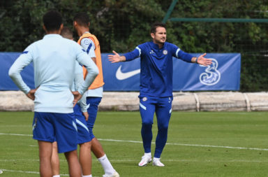 Chelsea Pre-Season Training
