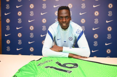 Goalkeeper Edouard Mendy Signs For Chelsea