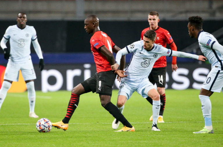 Stade Rennais v Chelsea FC: Group E - UEFA Champions League