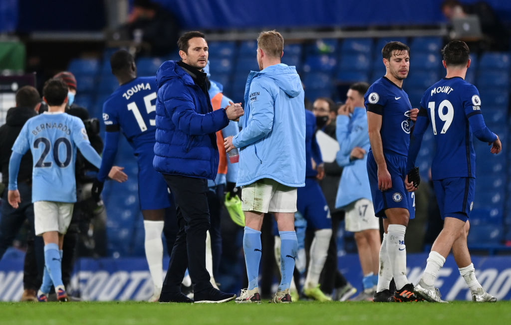 Chelsea prepared to be patient with Lampard despite poor results