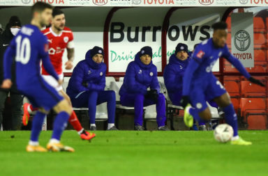 Barnsley v Chelsea: The Emirates FA Cup Fifth Round