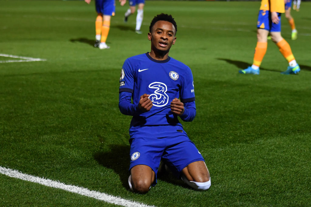 Chelsea fans praise youngster Thierno Ballo for his Under-23s performance -  The Chelsea Chronicle