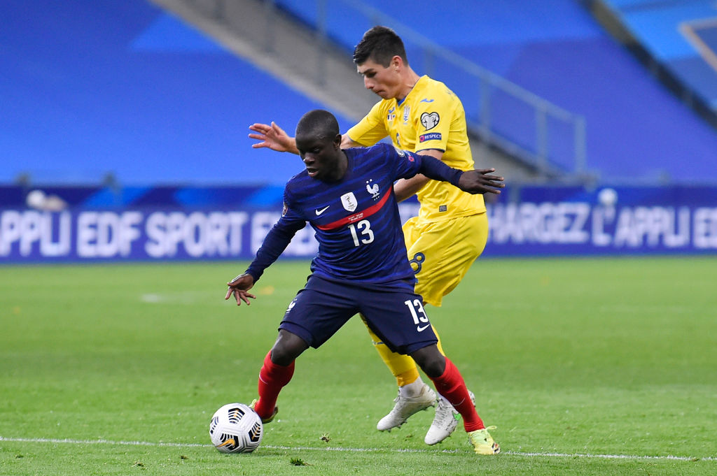 France v Ukraine - FIFA World Cup 2022 Qatar Qualifier
