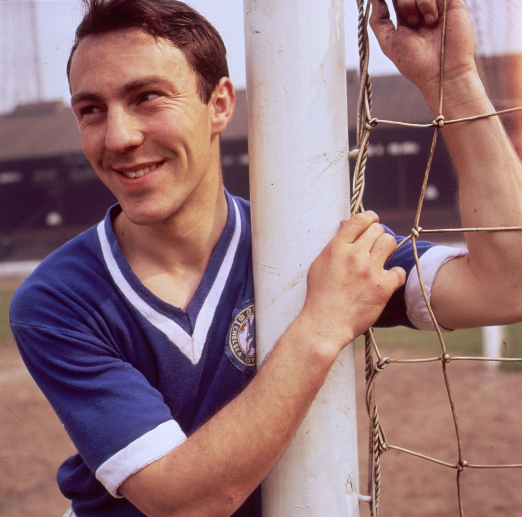 Greaves At Chelsea