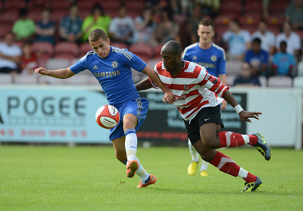 Soccer - Pre Season Friendly - Chelsea U21 vs Kingstonian FC - Kingsmeadow Stadium