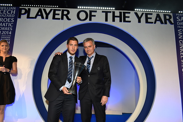 Soccer - Chelsea FC - Player of the Year Awards 2014 - Stamford Bridge