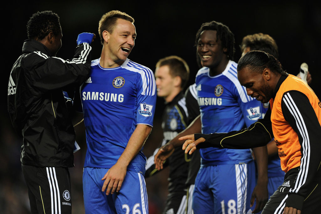 Chelsea v Fulham - Carling Cup Third Round