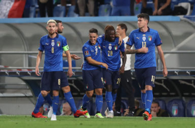 Italy v Lithuania - 2022 FIFA World Cup Qualifier